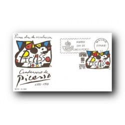 1981 SPD España. Homenaje a Picasso. (Edif.2609)
