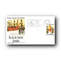1981 SPD España. Día de las Fuerzas Armadas. (Edif.2617)