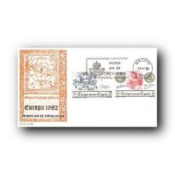 1982 SPD España. Europa. (Edif.2657)