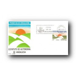1983 SPD España. Estatutos de Autonomía. (Edif.2686/91)