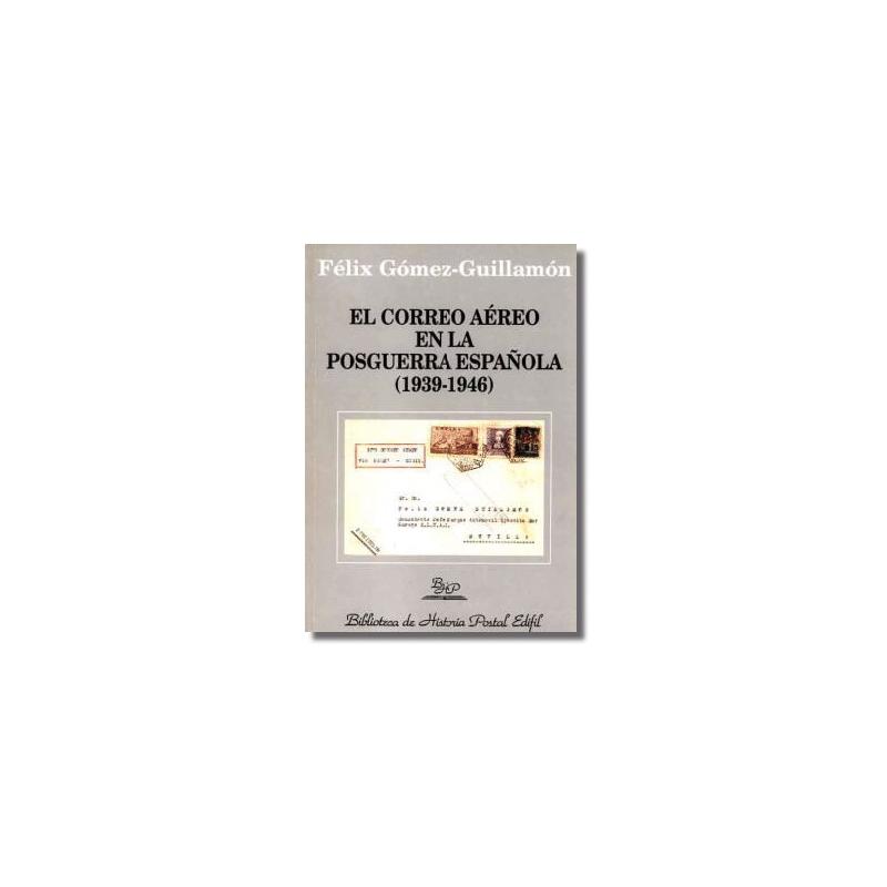 El correo aéreo en la posguerra Española (1939-1946)
