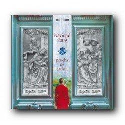2009 Prueba Oficial 100. Navidad.