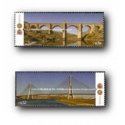 2006 Portugal. Emisión conjunta con España. **