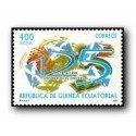 1949 Sellos de Guinea. Aniv. de la U.P.U. (Edif. 275)*