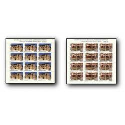 2010 Sellos de España. Patrimonio Mundial (Edif. MP.87/88)**