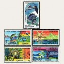1978 España Protección a la Naturaleza. Edif.2469/73 **