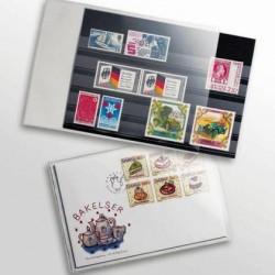 Fundas protectoras para postales nuevas