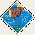 1978 Espeña Adhesión al Consejo de Europa. Edif.2476 **