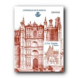Sellos de España 2010. Catedral de Plasencia. **