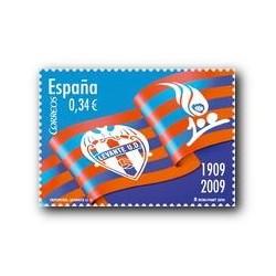 Sellos de España 2010. Levante U.D. **