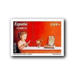 2010 Sellos de España (4564). Europa. **