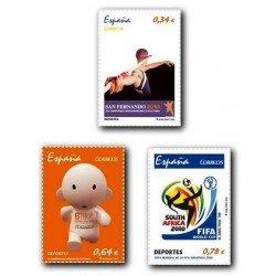 Sellos de España 2010. Deportes. **