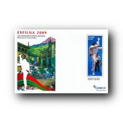 2009 España. Sobre EXFILNA '09