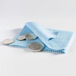 Gamuza limpia-monedas