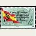 1978 España. Proclamación de la Constitución Española. Edif.2507