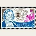 1979 Sellos de España. Centenario de La Salle en España. **