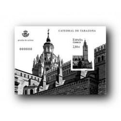 2011 Prueba del Artista. Catedral de Tarazona