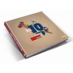 Álbum de sellos Correos España y Andorra 2010