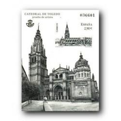 2012 Prueba del Artista. Catedral de Toledo.