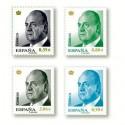 Sellos de España 2011. S.M. D. Juan Carlos I. **