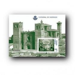 Sellos de España 2011. Catedral de Sigüenza. **