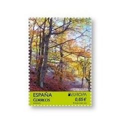 Sellos de España 2011. Europa. Bosques. **