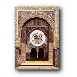 Sellos de España 2011. Patrimonio Mundial. Alhambra de Granada. **