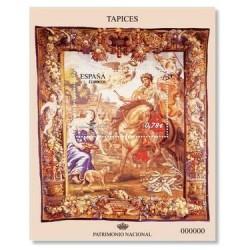 2010 Sellos de España (4579). Tapices.