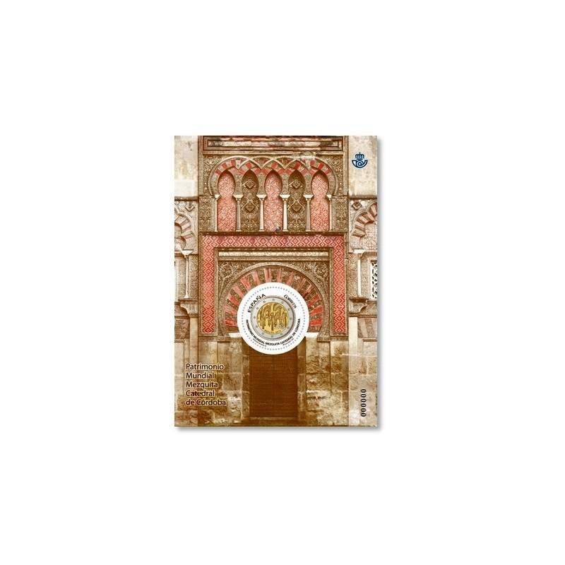 Sellos de España 2010. Patrimonio Mundial. La Mezquita de Córdoba. **