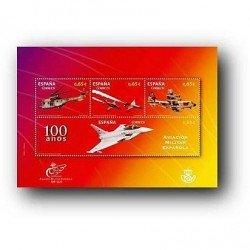 Sellos de España 2011. Patrimonio Nacional. Aviación Militar Español **