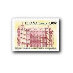 Sellos de España 2011. Cuerpo de Arquitectos de la Hacienda Pública. **