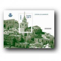 2011 Sellos de España (4657). Catedral de Albarracin.