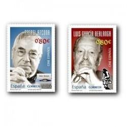 Sellos de España 2011. Cine Español. **