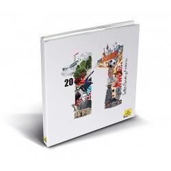 Álbum de sellos Correos España y Andorra 2011 sin sellos