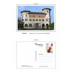2011 España. La Tarjeta del Correo - Arquitectura Postal **