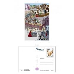 2012 España. La Tarjeta del Correo - Arquitectura Postal **
