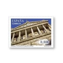 2011 Sellos de España (4677). Biblioteca Nacional.