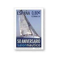 2011 Sellos de España (4678). Salón Náutico de Barcelona.