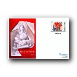 2012 España. Sobre Navidad '12
