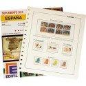 Suplemento Anual Edifil España 2013 sólo Sellos y Hojas Bloque