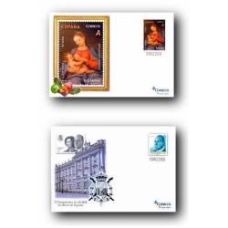 2013 España. Sobres Entero Postales Filatelia.