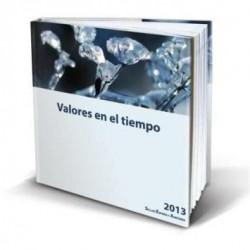 Álbum de sellos Correos España y Andorra 2013