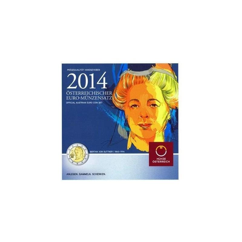 2014 Cartera oficial euroset Austria
