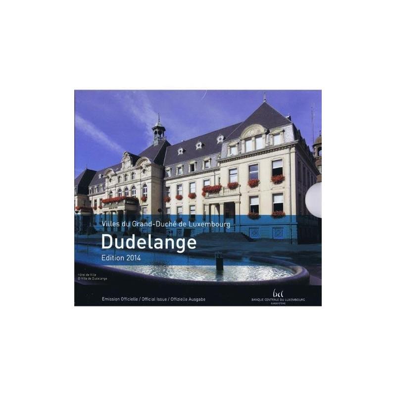 2014 Cartera oficial euroset Luxemburgo