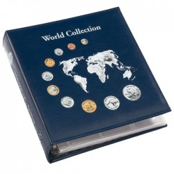 Álbum de Monedas Leuchtturm World Collection (con hojas)