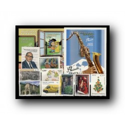 2013 Sellos de Andorra (Correo Español). Año Completo **