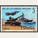 1979 España. Día de las Fuerzas Armadas. Edif.2525 **