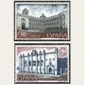 1979 España. América-España. Edif.2544/45 **