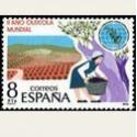1979 Sellos de España. II Año Oleico Internacional. **