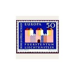 1964 Liechtenstein. Europa CEPT (Yver.388) **